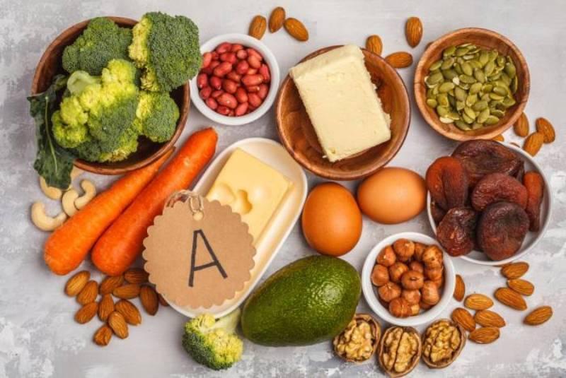 ویتامین A برای سلامت دندانها